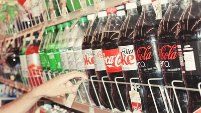 How Diet Soft Drinks Ruined My 20s