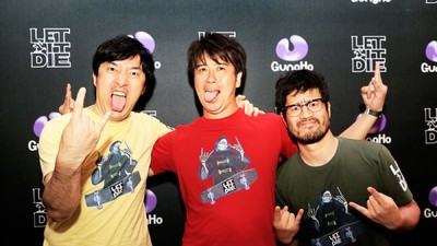 Suda51 on 'Let It Die' and Grasshopper Manufacture's Resurrection