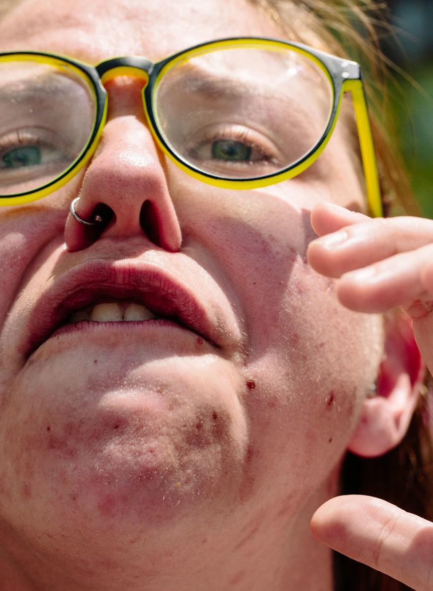 Gesichter der Angst: Die Nationalversammlung der Republikaner in Bildern