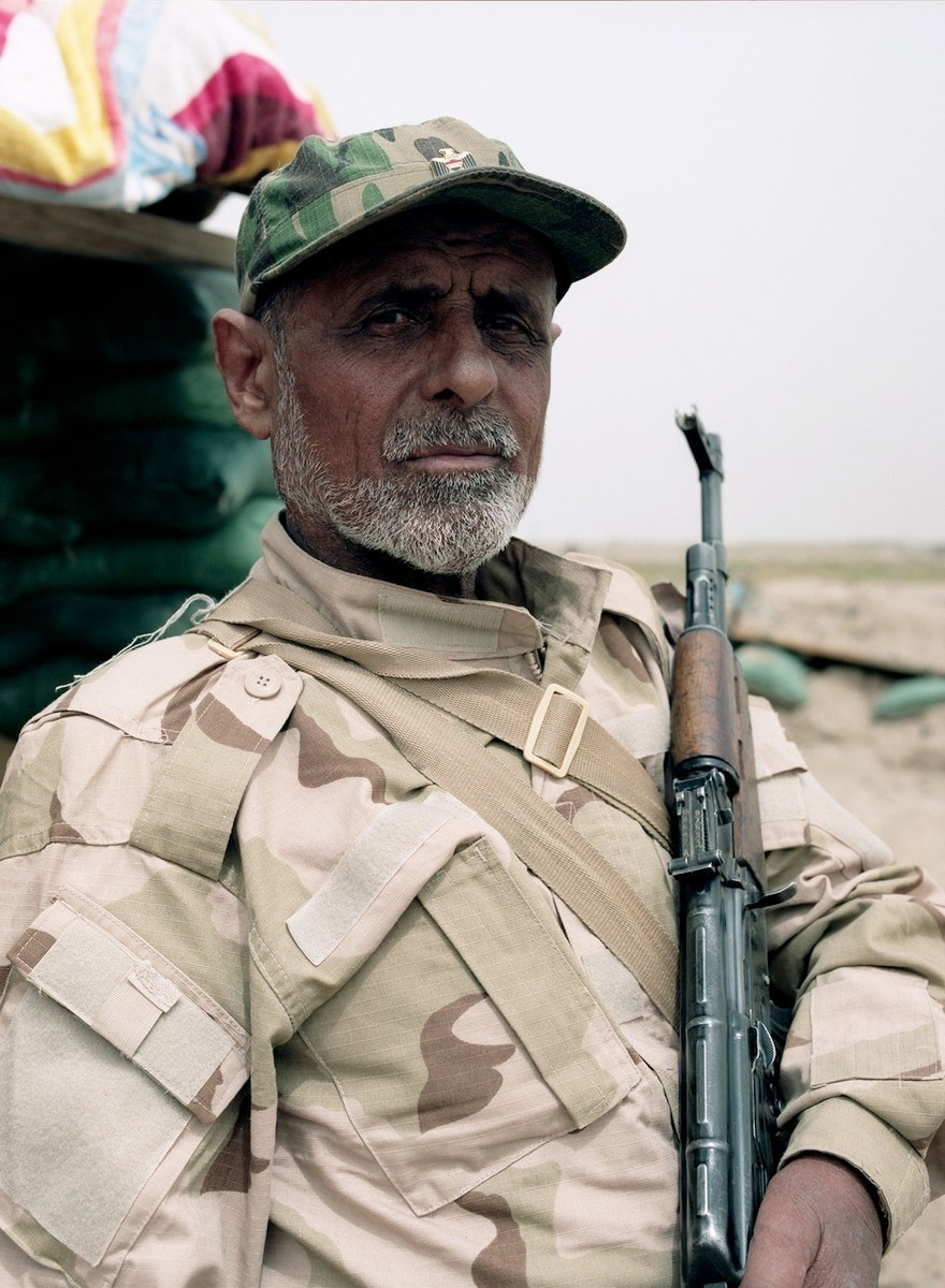 Photos of the Militia Men Who Quit Their Jobs to Fight ISIS in Iraq