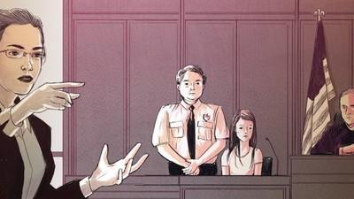 """""""Ich fühle mich wie eine Heuchlerin"""": Bekenntnisse einer Anwältin"""