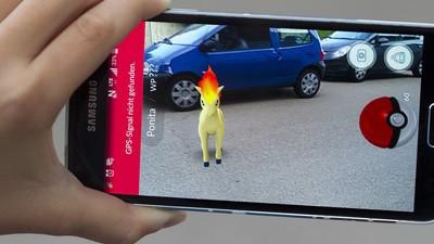 In Heinsberg dachte die Polizei, dass Pokémon-Jäger Geldautomaten sprengen wollen
