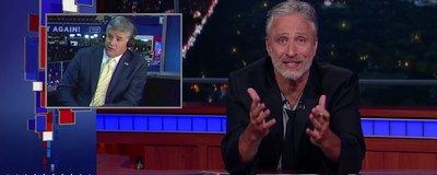 Here's What Jon Stewart Had to Say About Trump and the RNC