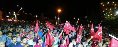 'I Have a Bad Feeling About This': My Experience of the Failed Military Coup in Turkey