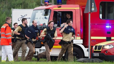 Teenage Gunman Kills At Least Nine in Possible Terror Attack in Munich
