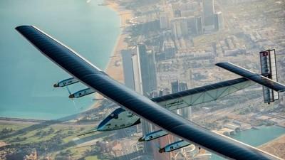 Solární let kolem světa za lepší budoucnost