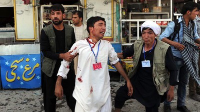 Islamic State Claims Kabul Attack That Killed at Least 61
