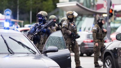 What We Know About the Suspected Attacker Behind Munich's Shopping Mall Shooting