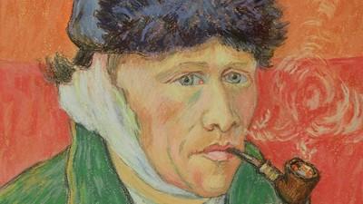 Een korte geschiedenis van kunstenaars die krankzinnig werden