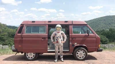 Meet the Man Who Wants to Make Astronaut Ice Cream Cool Again