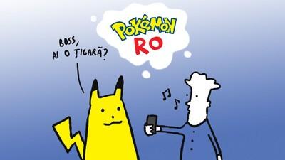 5 probleme pe care le poţi întâmpina ca vânător de pokemoni în România