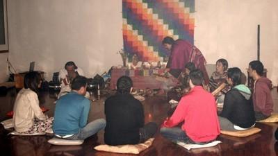 Retiro espiritual de ayahuasca en España