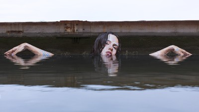 Sean 'Hula' Yoro combina el arte callejero con el surf