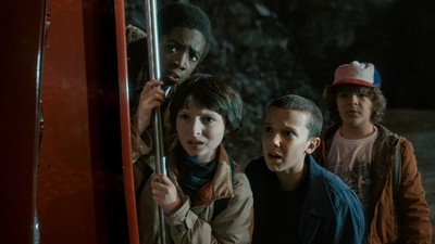 'Stranger Things' Is Terrifyingly Good 80s Nostalgia
