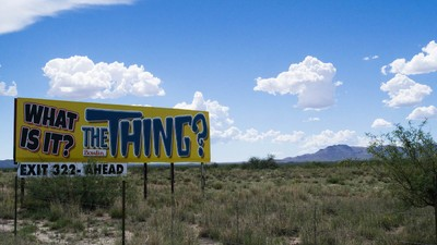The Thing Is Arizona's Most Mysterious Attraction
