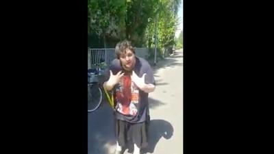 È uscito un nuovo video di Andrea Alongi, ed è scoppiato il panico