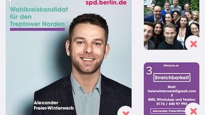Dieser SPD-Politiker macht Wahlkampf auf Tinder