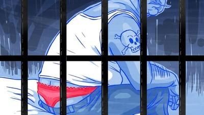 Britse bajesklanten vertellen over de bizarste dingen die ze in de gevangenis gezien hebben
