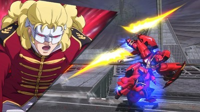 'Gundam: Extreme VS' is the 'Virtual-On' Successor We've Always Needed