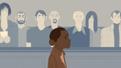 L'Histoire du gamin de 14 ans qui a grandi en prison