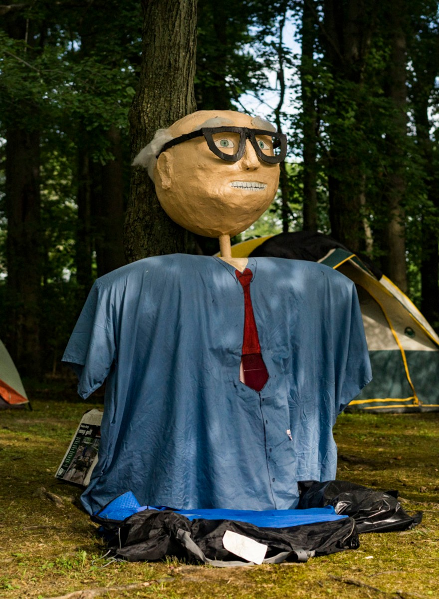 The Bernie Movement Is Alive and Well in the Woods Outside of Philadelphia