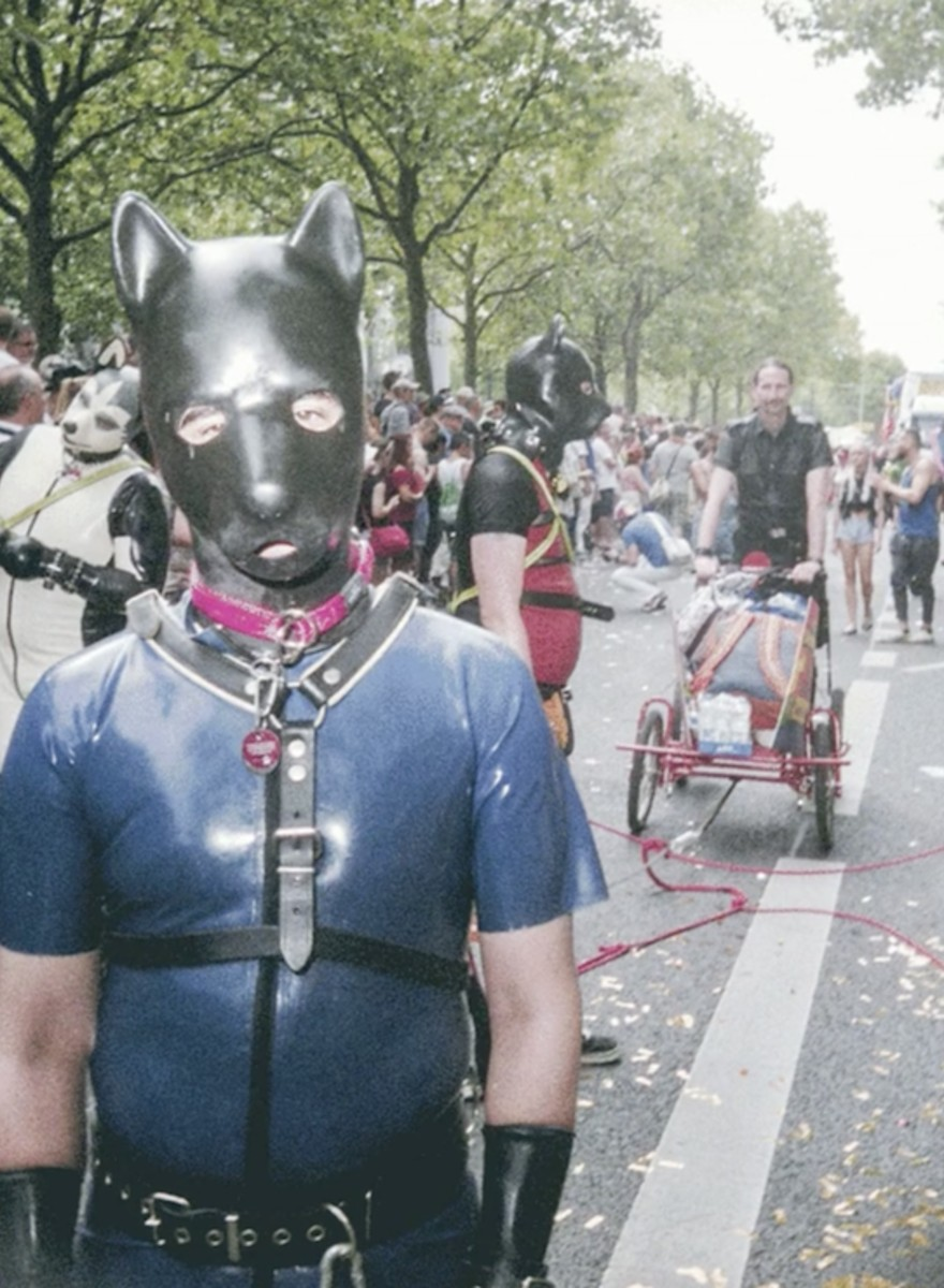 NSFW Photos of Cute Dogs, Clownfish and Penises at Berlin's Gay Pride Parade