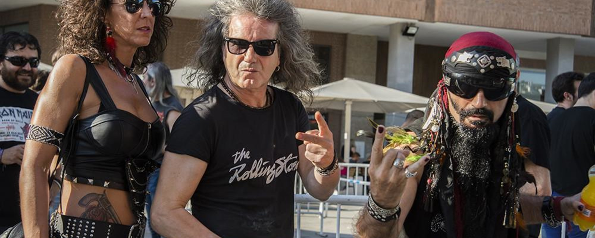 We Went Pre-Gaming with Spain's Veteran Iron Maiden Fans
