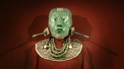 O Tάφος του Βασιλιά των Μάγια Έκρυβε Υπόγειο Σύστημα Ύδρευσης που Λένε ότι Οδηγεί στον Κάτω Κόσμο