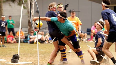 We Asked a Quidditch World Cup Winner if the Sport is Kind of Bullshit