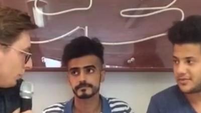 Eure Fragen an zwei Flüchtlinge aus dem Irak – und ihre Antworten