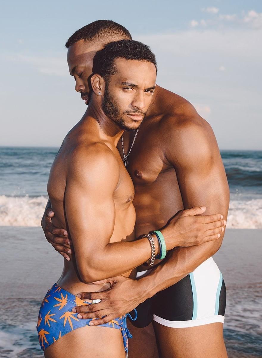 Billeder af New Yorks homoseksuelle elite på Fire Island