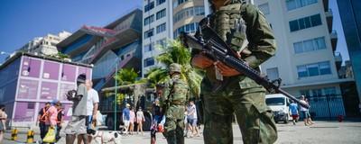 Como as Olimpíadas ajudaram o Brasil a aumentar seu aparato de vigilância social