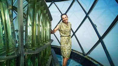 43 años viviendo en un faro: así es la farera más veterana de España