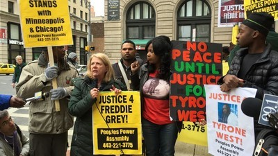 No One Is Going to Be Held Criminally Accountable for Freddie Gray's Death