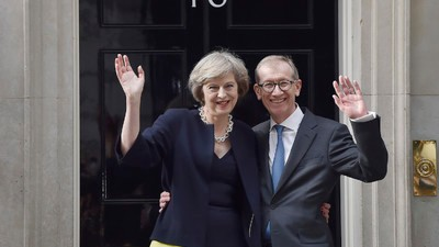 Theresa May's Husband Does Not Own Shares in G4S, So Handing Them Sensitive Contracts Is Totally Fine