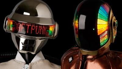 Las mejores figuras de acción de Daft Punk que podrás comprar