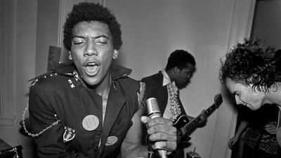 Photographs of Revolutionary Punk Band Bad Brains