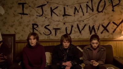 'Stranger Things', un viaje terrorífico a la nostalgia de los ochenta