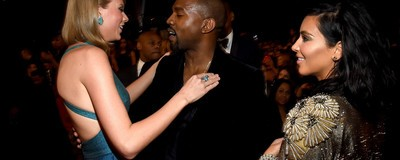 The Kimye and Taylor Swift Feud Has Always Been About White Femininity and Blackness