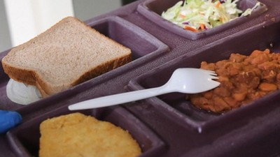 What It's Like to Eat Some of the Worst Prison Food in America