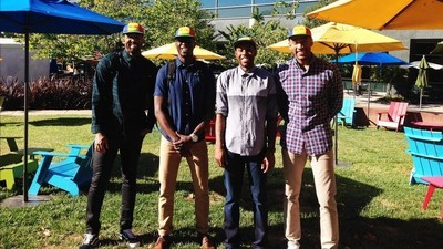 Why Were a Bunch of NBA Players Interning at Google Last Week?