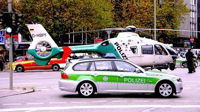 Seit vergangenem Freitag geben sich zahlreiche Münchner als Amokläufer aus