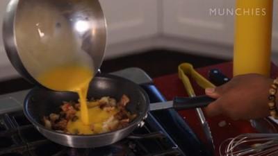 Cum să faci cea mai bună omletă din lume