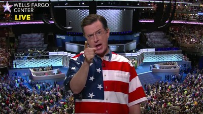 Stephen Colbert Doesn't Own 'Stephen Colbert,' According to Comedy Central