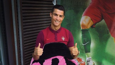 An Analysis of Cristiano Ronaldo's Blanket-Selling Side Hustle