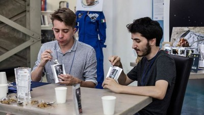 I Tested Some Tasty Space Food Made for Astronauts