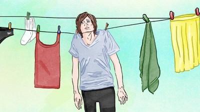 Afføringsmiddel til aftensmad: Mit liv som mand med anoreksi