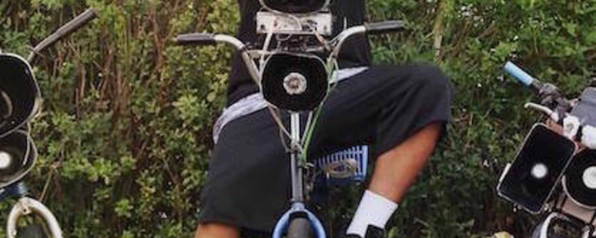 Meet the Auckland Boys Who Blast Celine Dion From Tiny Bikes
