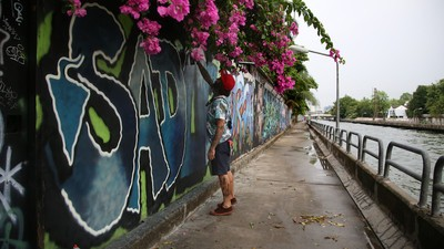 What It's Like to Overcome Tension and Rivalry in Bangkok's Graffiti Scene
