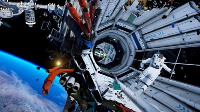 'ADR1FT' Creator Adam Orth on the Struggle of Navigating Life, Twitter and the Games Industry